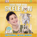 Smithsonian Make Your Own Skeleton Kit (ages 8-10)