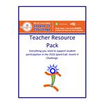 Teacher Resource Pack 2016