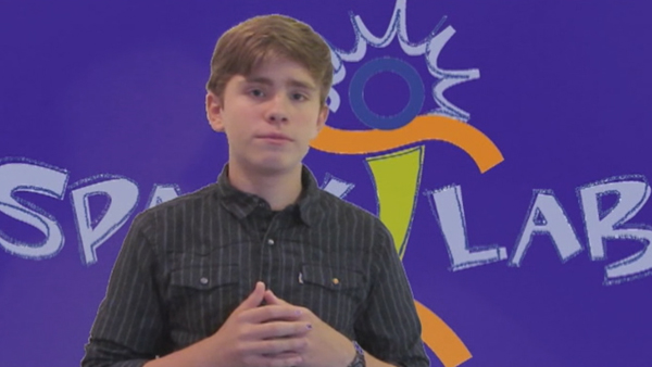 Get Inspired! Chase, age 14, Patent Winner