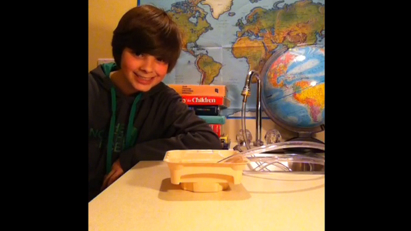 Get Inspired! Dustin, age 11, Camp Invention Winner